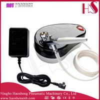 Hseng HS07AC-SK cheap airbrush tattoo kits with air compressor