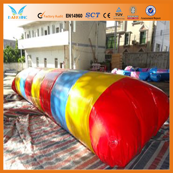Popular Water Game Toys Hot Inflatable Blob Balloon