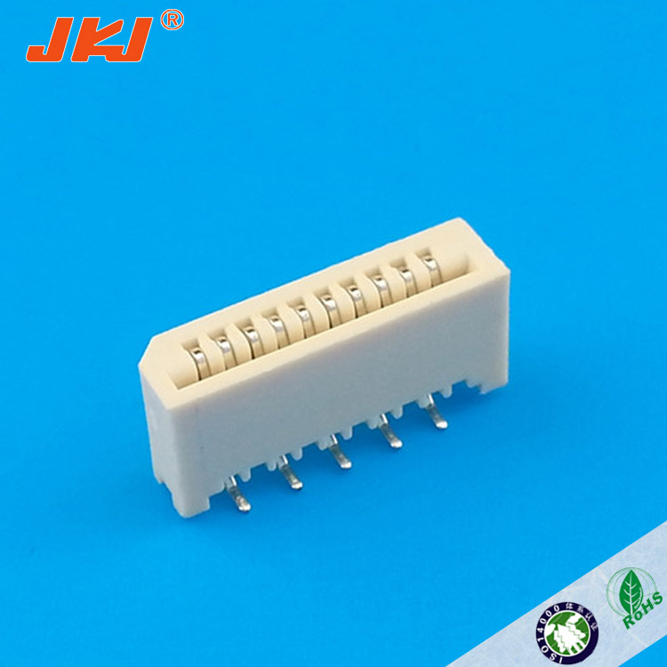 1.0mm pitch 15 pin conector fpc smt connector fpc interface