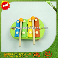 Wooden musical instruments toy for baby