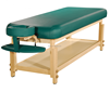 """Classic-Flat"" facial table Beauty Table stationary massage table"