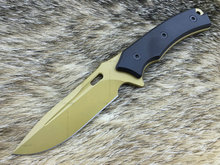 WK-30F Best Sales Military Hunting Knife With Kydex Sheath
