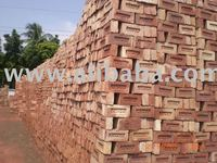 Handmade Wire cut Red Clay Bricks