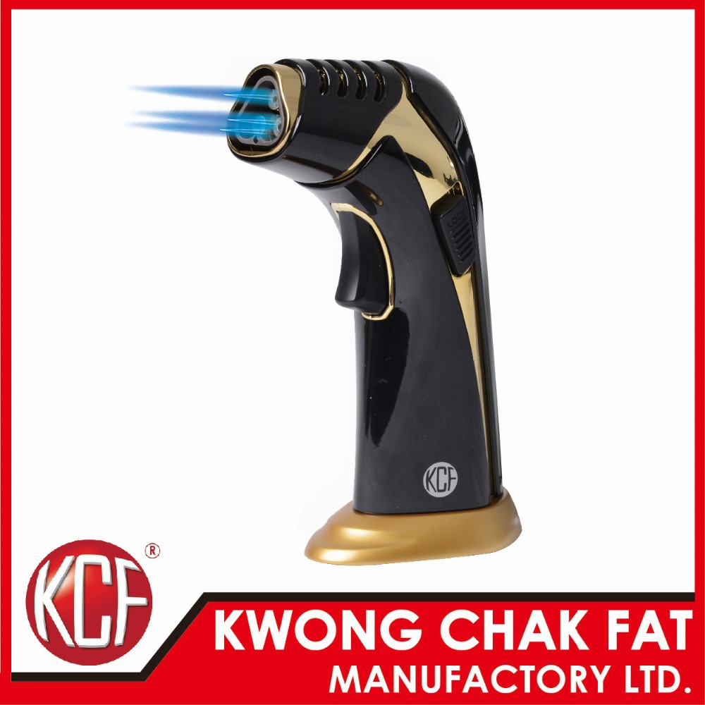 KCF-199 2015 Latest Design cigarette torch lighter