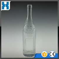 GOOD QUALITY EMPTY ALCOHOL FLASK BOTTLE LOW PRICE 750ML