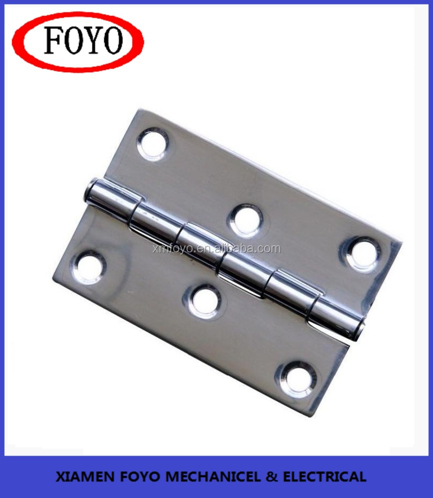 FOYO 304 Stainless Steel cabinet strap hinges
