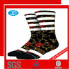 digital print sock sublimation sock man