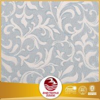 100% polyester jacquard dyeing cheap damask curtain fabrics