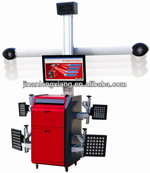 tire shop big red automobile wheel alignment equipment price