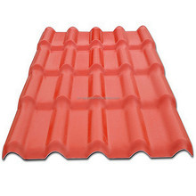 Made In China Escellent Anti-Uv Performance Interlocking Roof Tile