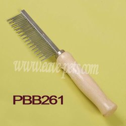 PET Brush SELF GROOMING BRUSH PETZOOM DOGS AND CATS LOOK WITH FREE BONUS Factory PBB261