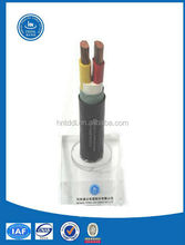 low voltage Cu Conductor XLPE/pvc Insulation Power Cable