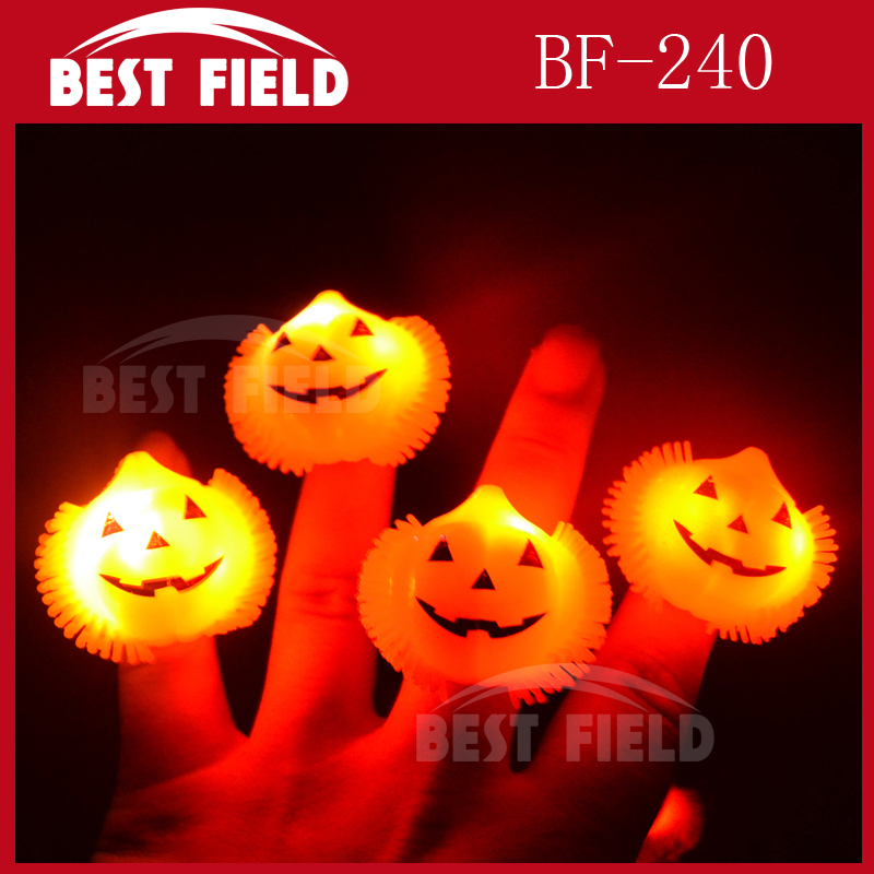 Halloween flashing led Halloween ring