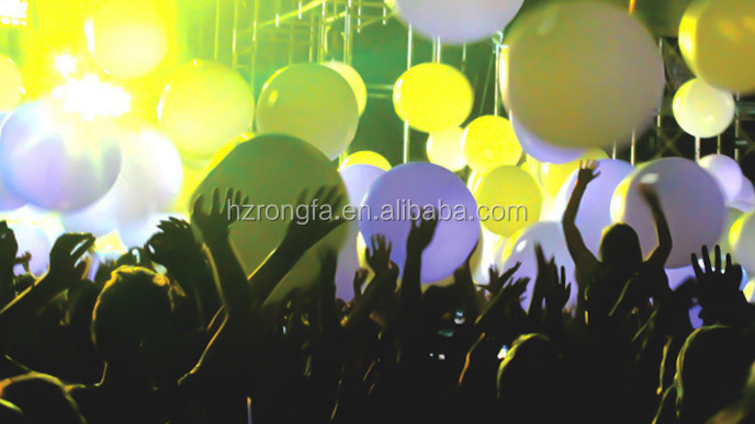 Promotional crowd ball/promotional party crowd ball/ LED ball