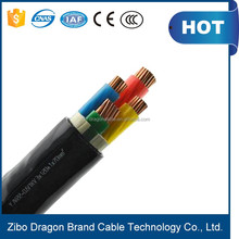 3X6mm2 armoured power cable,0.6/1KV electrical wire