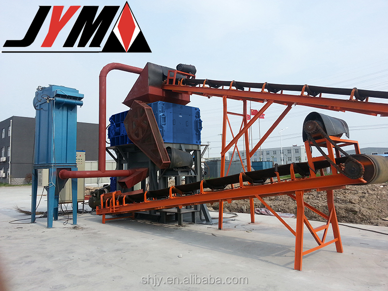 Double roller crusher,stone crusher