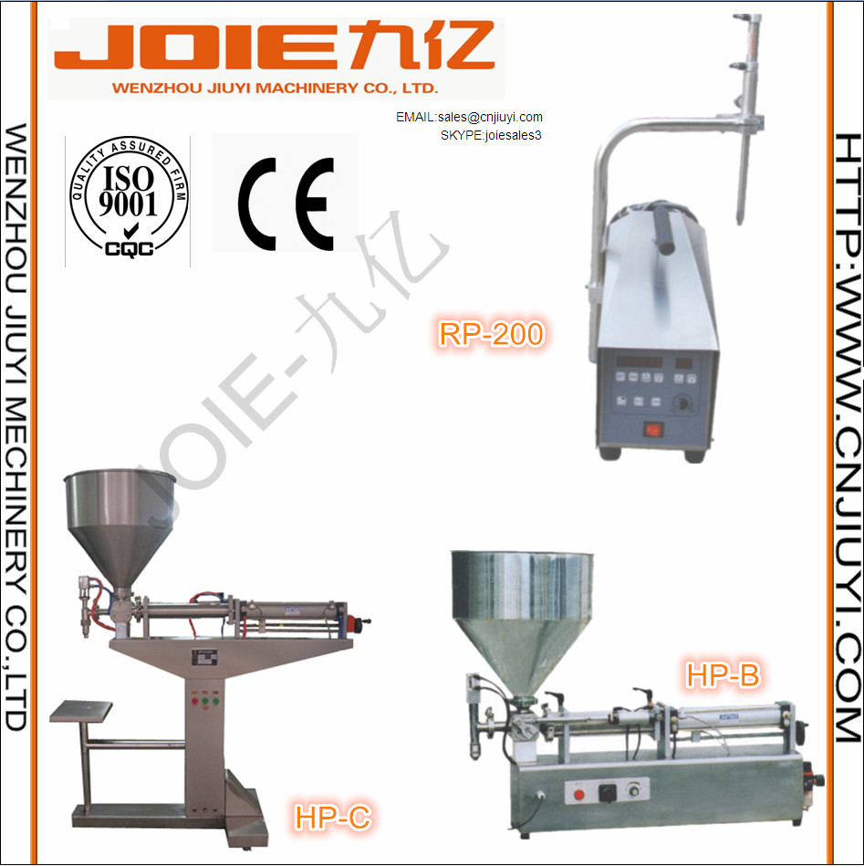 JELG-60 semi-auto filling machine for honey