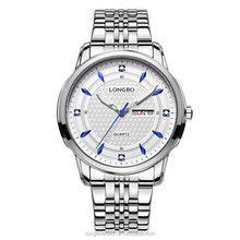 longbo brand new design promotion watch elegance fashion watches men 2016