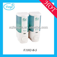 Best Quality Double Soap and Lotion Dispenser 300ML*2