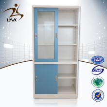 Luoyang 4 sliding door waterproof metal storage cabinet / industrial drawer steel tool cabinet