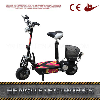 Alibaba supply electric scooter foldable 1000w electric scooter
