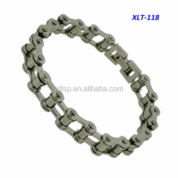 Wholesale High Quality Bicycle Chain Bracelet As Seen on TV Magnetic Bracelet