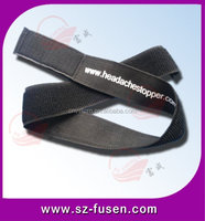 luggage bag accessory with elastic material