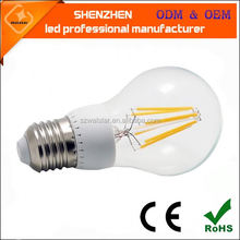 2w 4w 6 w 8w dimmable 6w mr16 filament led bulb led bulb factory
