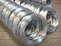 high zinc coated galvanized low carbon steel wire hot dipped galvanized steel wire