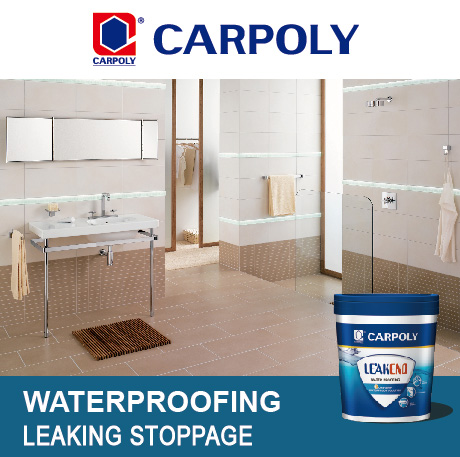 Carpoly Leaking stoppage, IJFS502 waterproofing