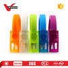 festival gift concise style many color extra soft plastic silicone belt