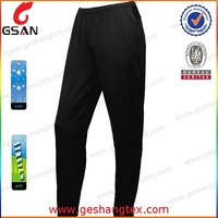 High quality mens woven pants elastic waist mens pants