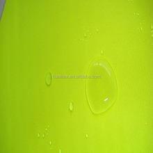 Chinese Supplier 100% polyester fluorescent fabric definition for workwear