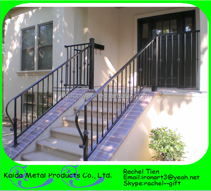outdoor stair steps lowes wrought iron railings buy decorative wrought iron indoor stair ForLowes Exterior Wrought Iron Railings