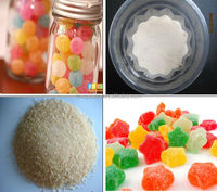 best price hard candy gelatin powder/halal gelatin for confectionery industry