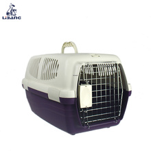 Wholesale Durable Plastic Airline Approved Pet Carriers