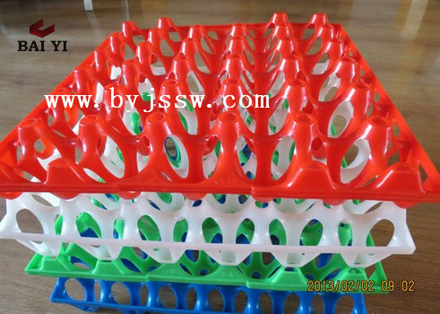 Stackable Plastic Egg Tray For Direct Sale (Chinese Supplier)