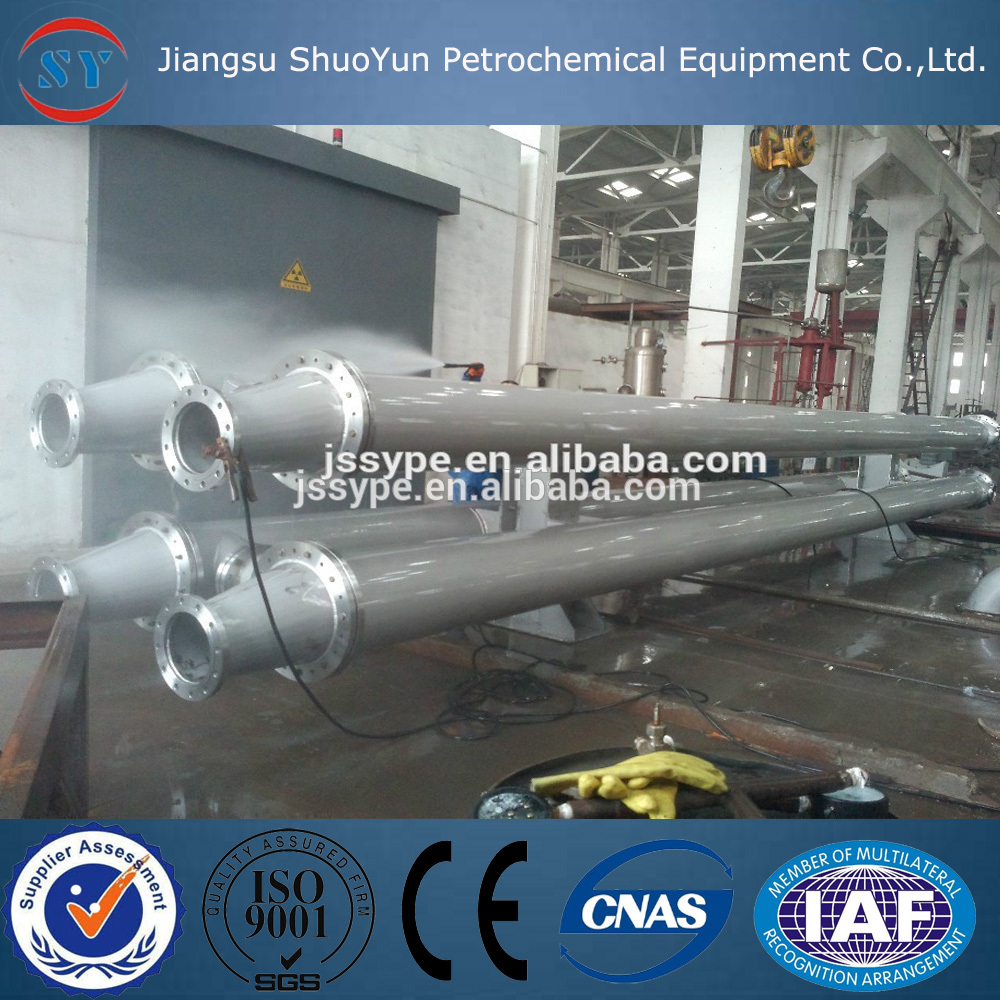 China cheap customized and OEM shell & tube heat exchanger