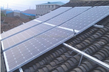 grid on 6kw solar energy system home solar systems