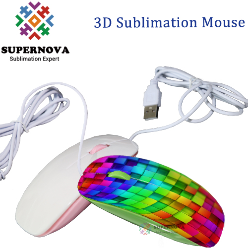 Wholesale Sublimation Mouse, Wired Mouse Sublimation, Blank Sublimation Wired Mouse
