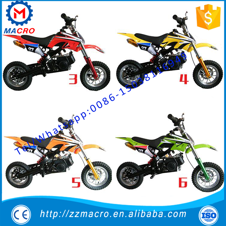 japanese dirt bike mini chopper motorcycle