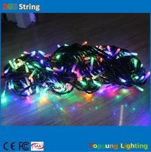 30 meter connectable rgb flashing led outdoor christmas lights 300 led shenzhen
