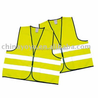 EN ISO 20471 Reflective Safety Vest