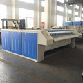 customized 3.5 meter big laundry ironing machine