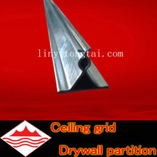 Galvanized steel triangle keel / Clip in ceiling Spring channel