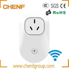 High Quality Cheaper mini smart home WiFi wireless remote control timer switch socket