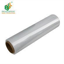 23 micron strech film for pallet shrink wrap film <strong>roll</strong>
