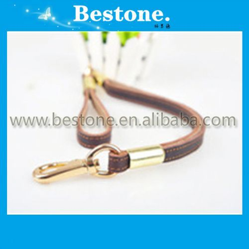 Leather pet leash , accessories for pet wholesale, dog accessories in China