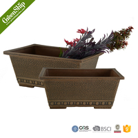 Decorative Garden bonsai pot / 20 years lifetime/ UV protection/lightweight/eco-friendly