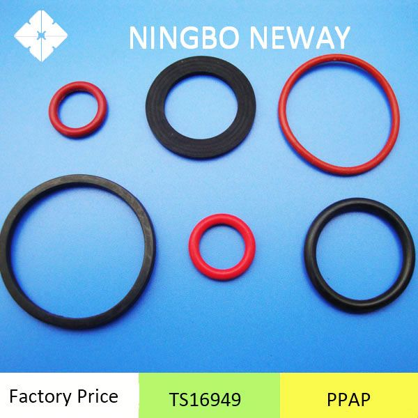 Factory supply rubber o rings for jewelry